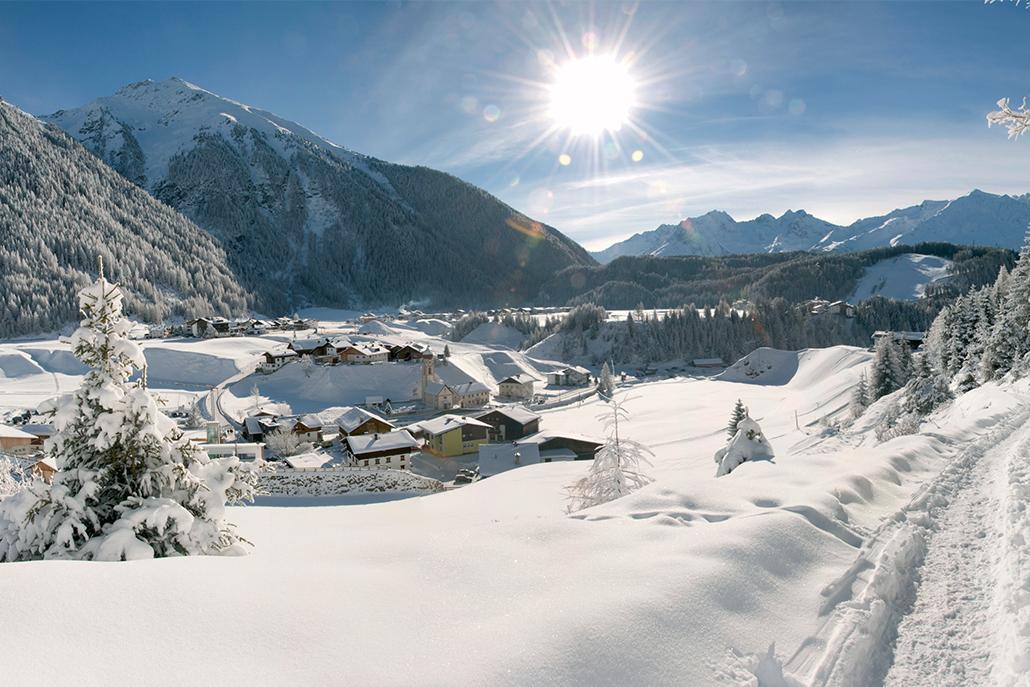 Appartements Lea Niederthai Ferienwohnungen Ötztal | Winter