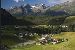 Appartements Lea Niederthai Ferienwohnungen Ötztal | Sommer
